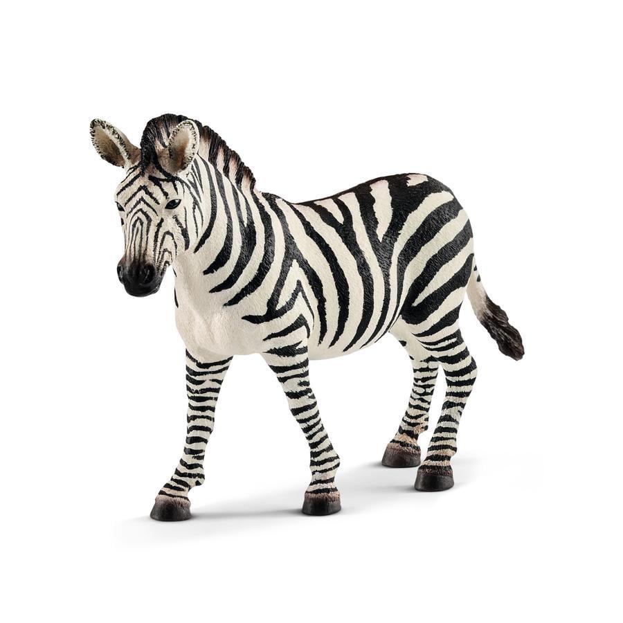 SCHLEICH Zebra merrie 14810