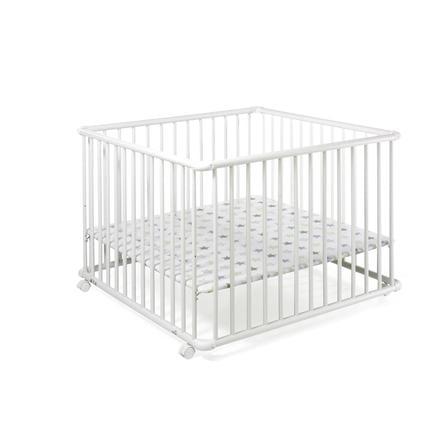Geuther Parc bébé Belami Plus, blanc, 97 x 97 cm 032 Étoiles