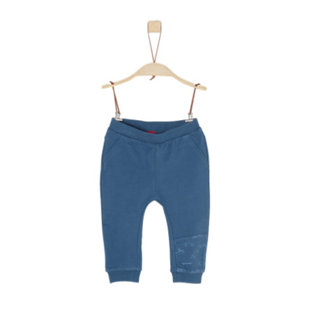 s.Oliver Boys Sweatbroek blauw