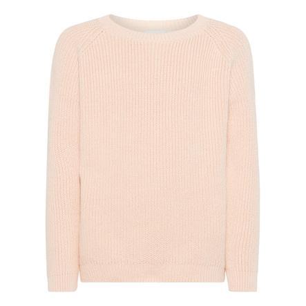 name it Girl Sweater Nmfgihalli peachy keen
