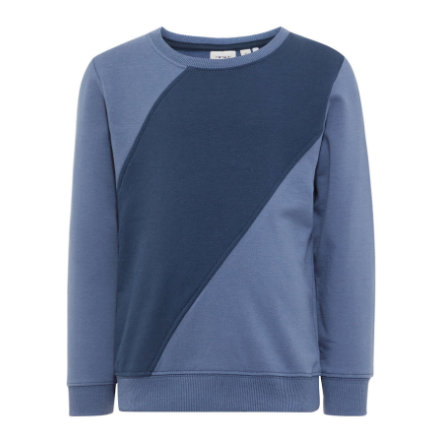 name it Boys Sweatshirt Nmmgisle vintage indigo