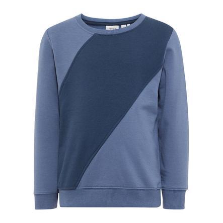 name it Boys Sweatshirt Nmmgisle vintage indigo vintage