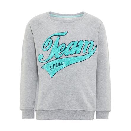 Name It, Sweatshirt, Nmmdarius Grey Melange