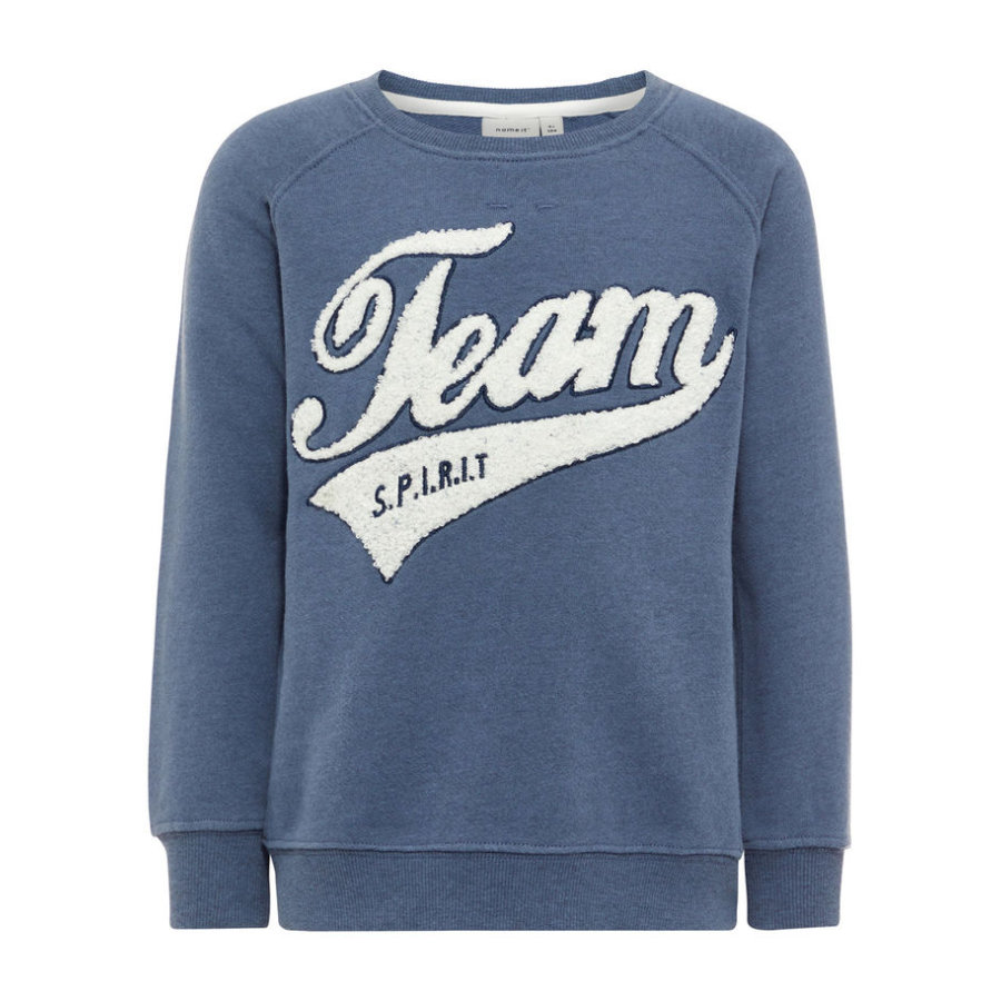 name it Boys Sweatshirt Nmmdarius vintage indigo