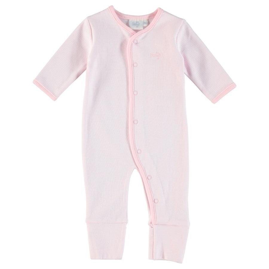 Feetje Girls Schlafanzug Ringel rosa