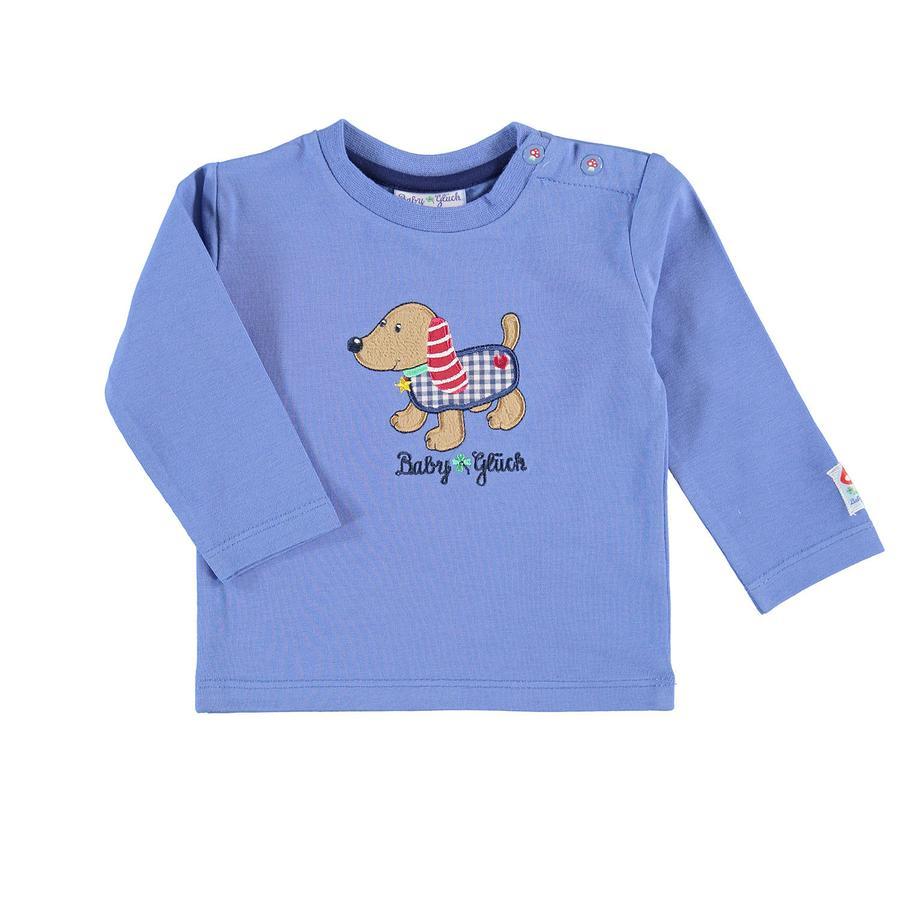 SALT AND PEPPER Boys Teckelshirt met lange mouwen licht blauw