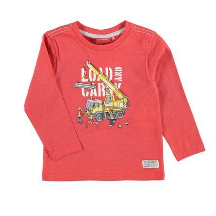 f0cdb06c4f0 SALT AND PEPPER Boys Lange mouw shirt Enorme machine oranje machine |  pinkorblue.be