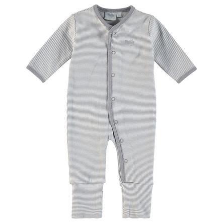 Feetje pyžamo proužkované šedé