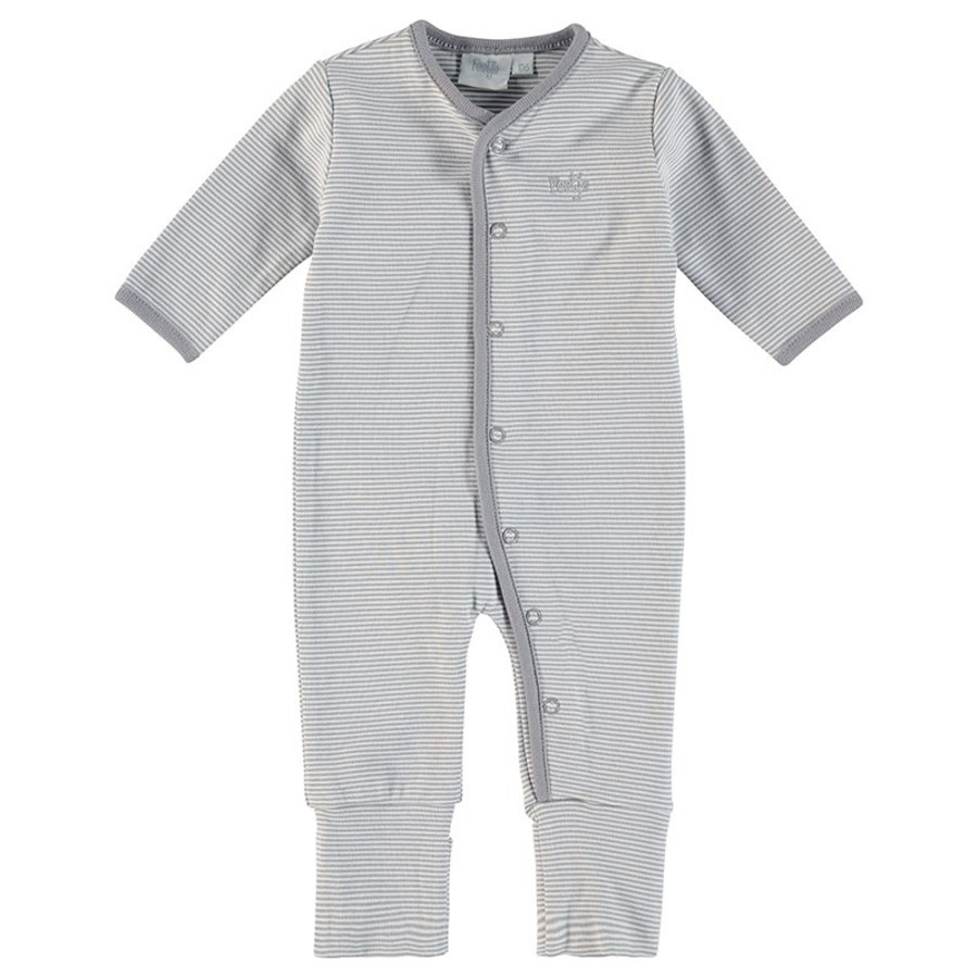 Feetje Pyjama enfant rayures gris