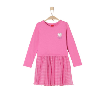 s.Oliver Girl sukienka różowa