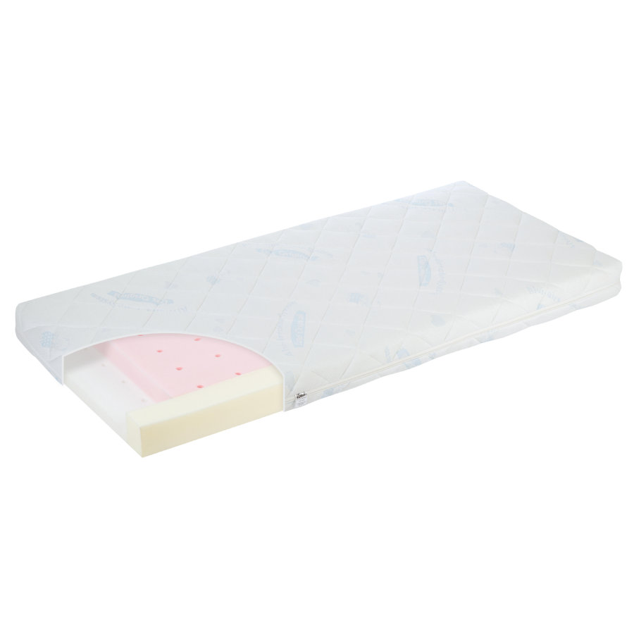 Alvi® Slumreland madrass 60x120cm