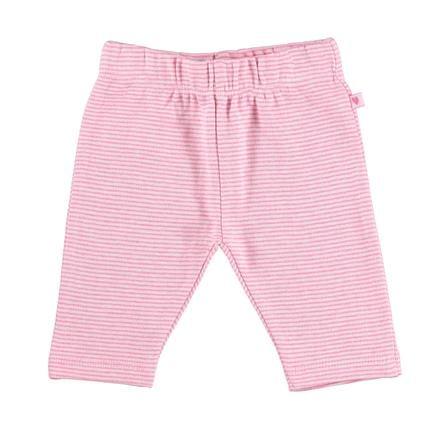 STACCATO Girl s Mallas rayas rosa mélange