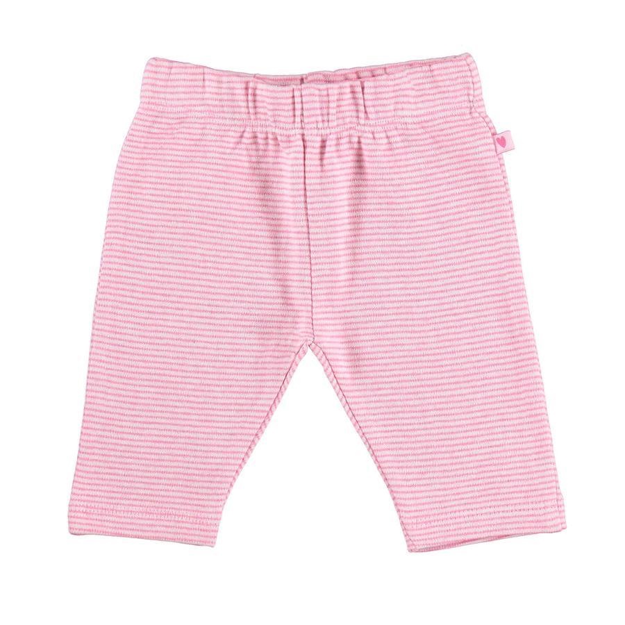 STACCATO Girl s Leggings stripes rose melange