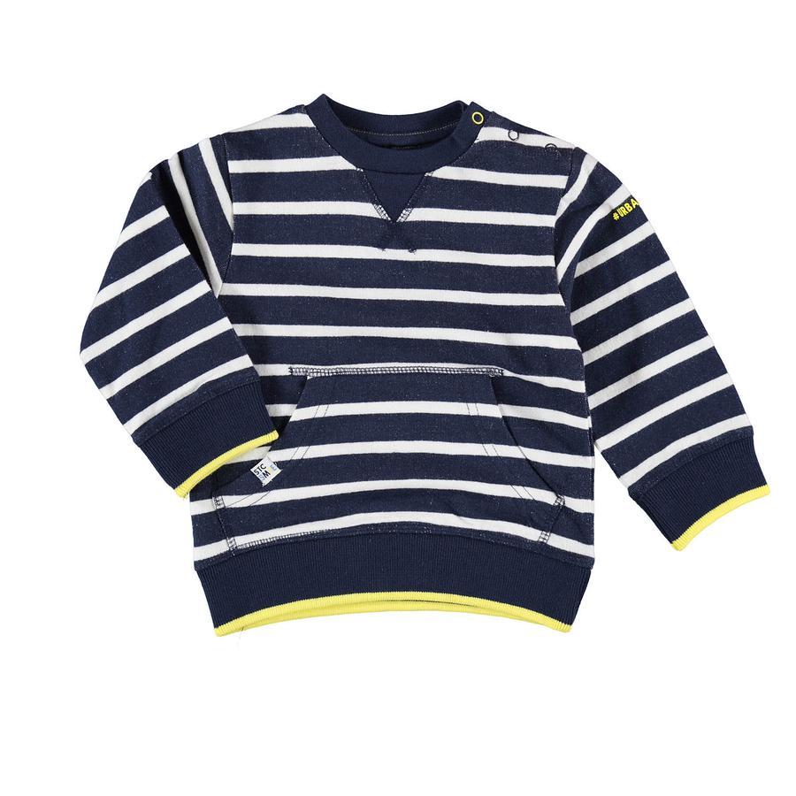 STACCATO Boys Sweatshirt rayé marine
