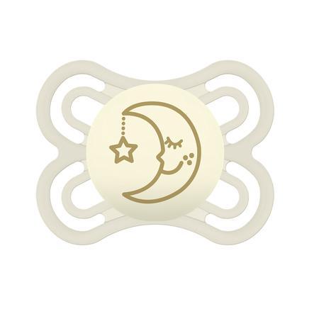 MAM Fopspeen Perfect Night 0-6 maanden groen - Neutraal -