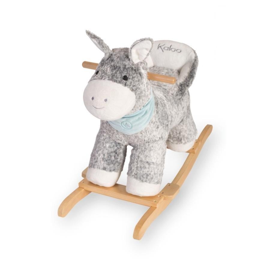 Kaloo Les Amis zabawka na biegunach - Osiołek
