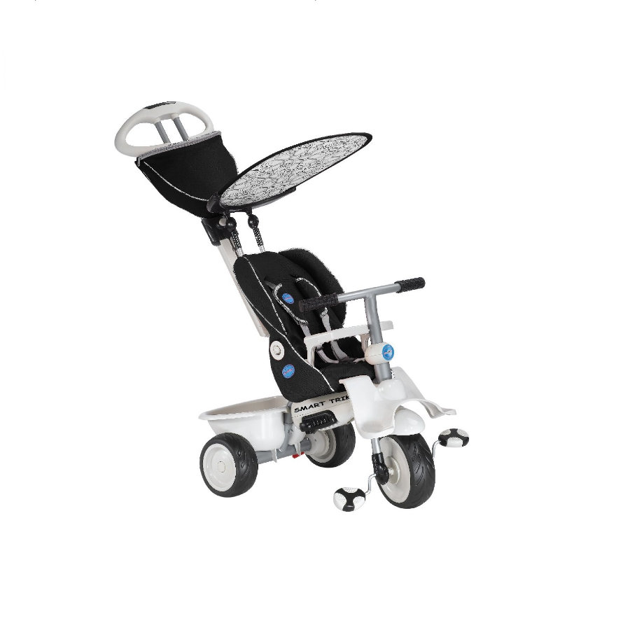 smarTrike® Recliner Toybar 4-in-1 Trehjuling