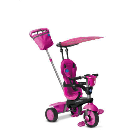 smarTrike® Spirit Touch Steering® 4-in-1 Trehjuling, lila
