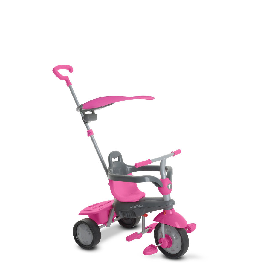 smarTrike® Tricycle 3 en 1 Carnival, rose