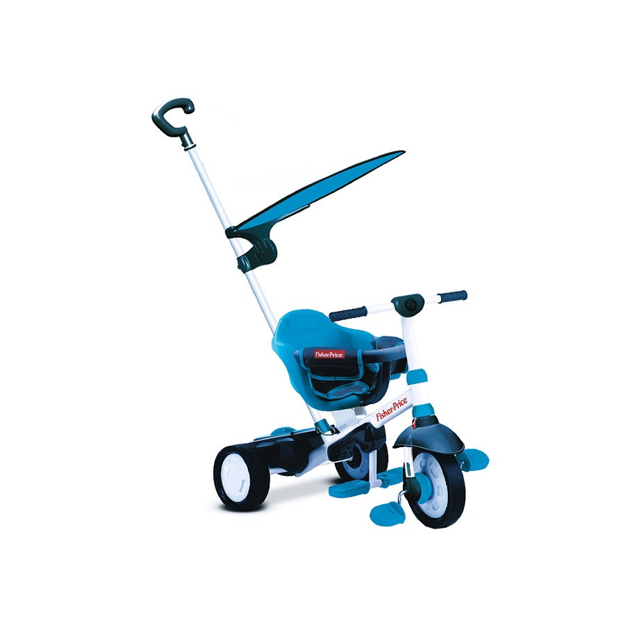 smarTrike® Fisher-Price® Driewieler Charm Plus, blauw