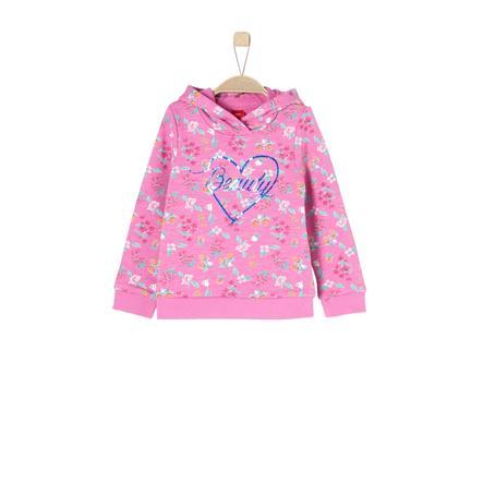 s.Oliver Girls Sweatshirt pink