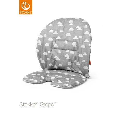 STOKKE® Steps™ Baby Set Sitzkissen Grey Clouds