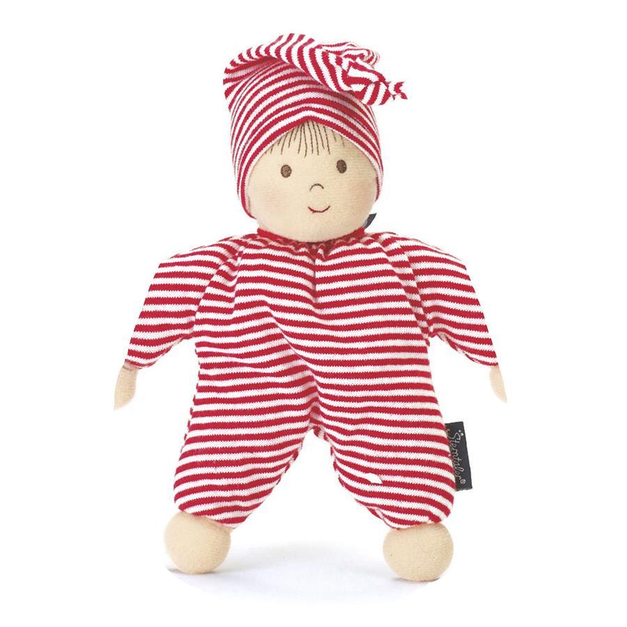 STERNTALER panenka na hraní Heiko červená