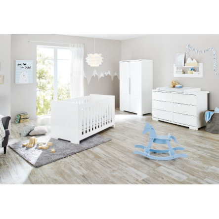 Pinolino Kinderzimmer Polar 2-türig extrabreit