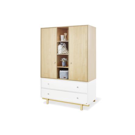 Pino Lino wardrobe Boks 2-drzwiowa szafa lino