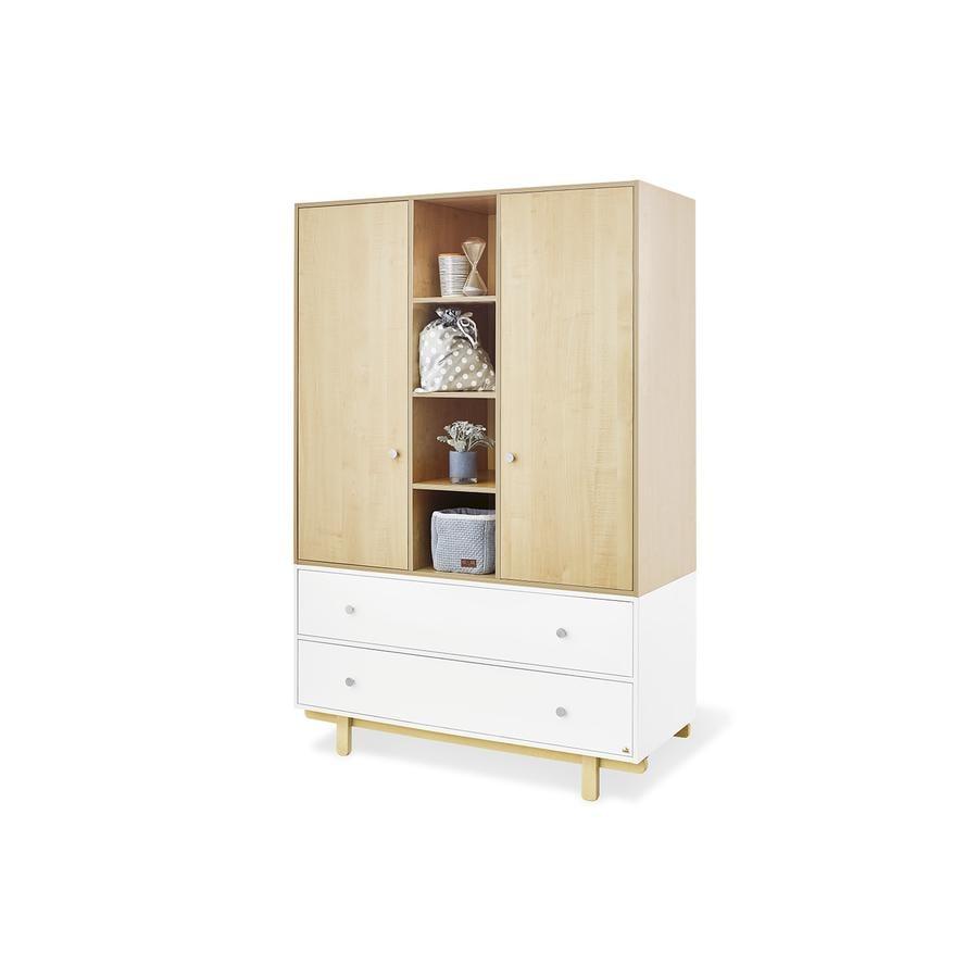 Pinolino šatní skříň Boks dvoudveřová