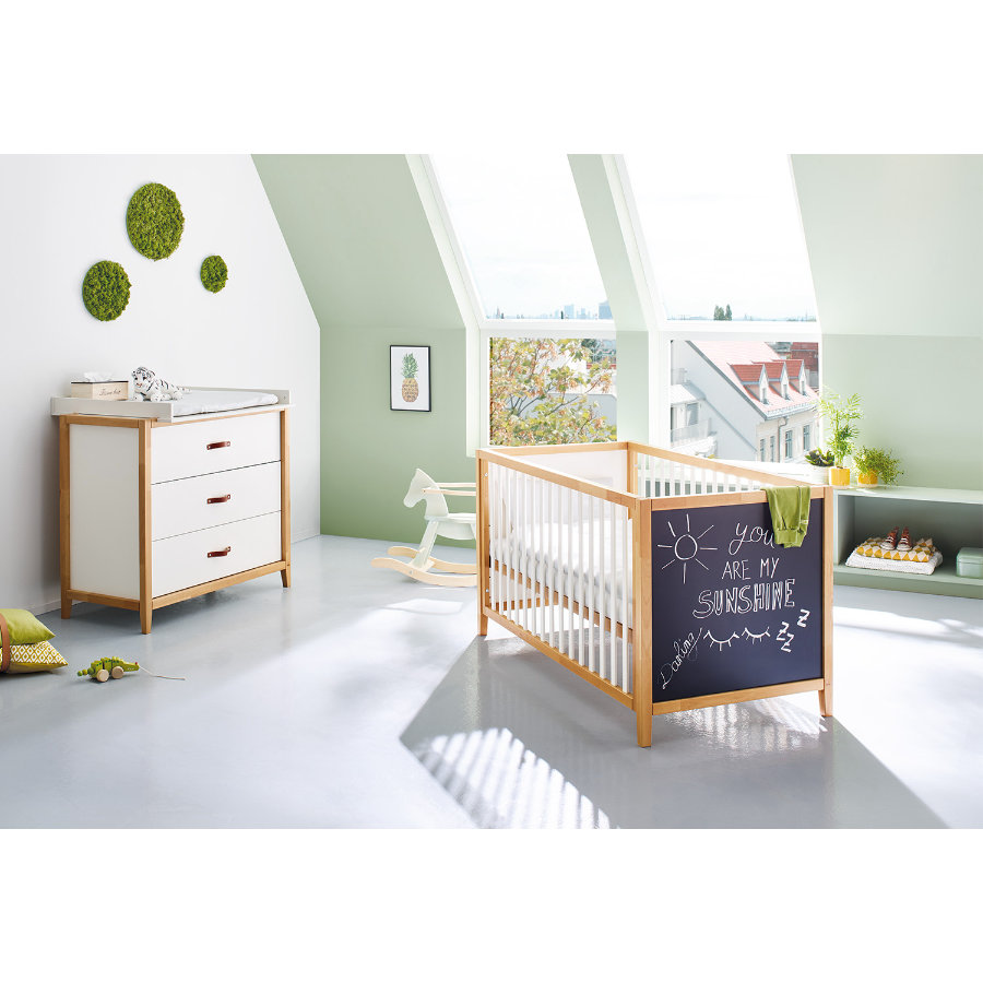 Pinolino Kinderkamer Set Calimero breed met krijtbord