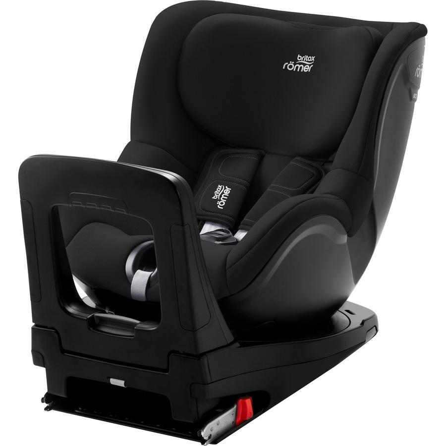 Britax Römer Kindersitz Dualfix i-Size Cosmos Black