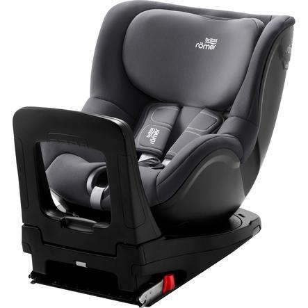 Britax Römer Kindersitz Dualfix i-Size Storm Grey