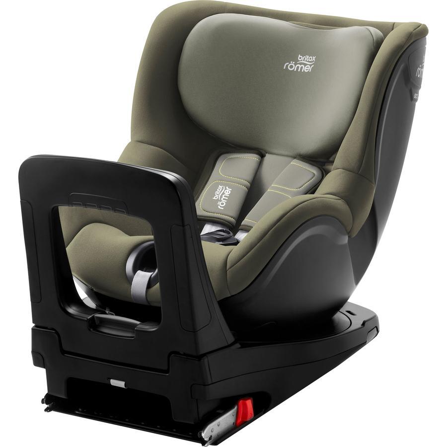 Britax Römer Kindersitz Dualfix i-Size Olive Green