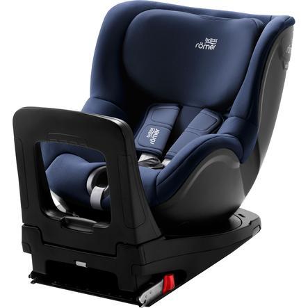 Britax Römer Kindersitz Dualfix i-Size Moonlight Blue