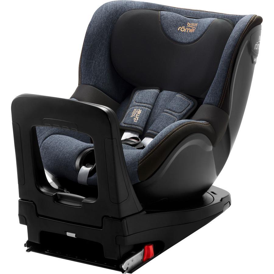 Britax Römer Kindersitz Dualfix i-Size Blue Marble