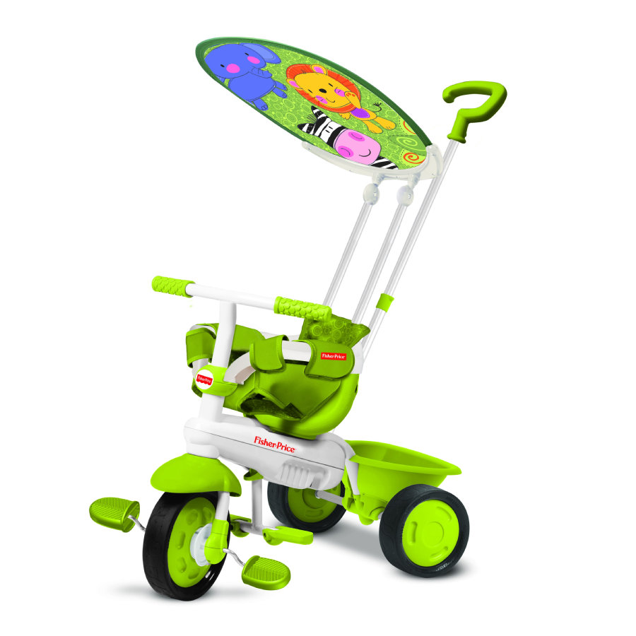 smarTrike® Fisher-Price® 3-in-1 Classic plus Dreirad