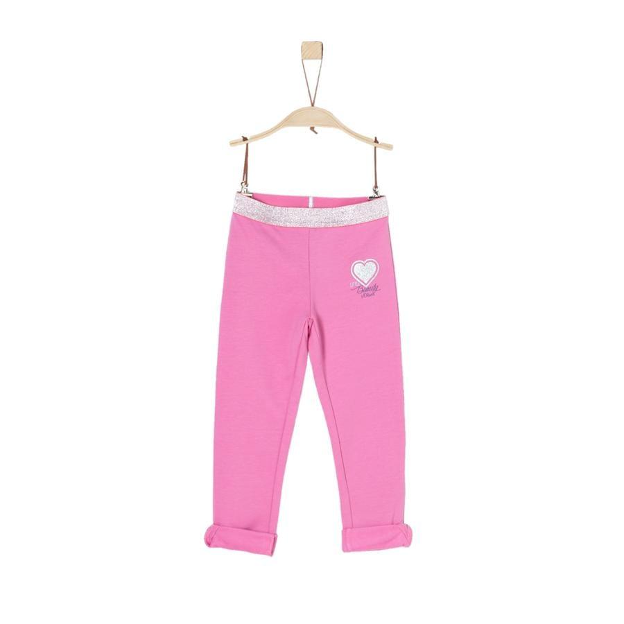 s.Oliver Girl s Leggings rosa