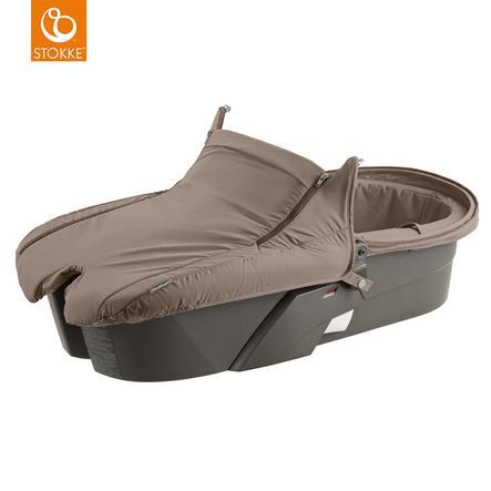 STOKKE® Xplory Style Kit für Babyschale Brown