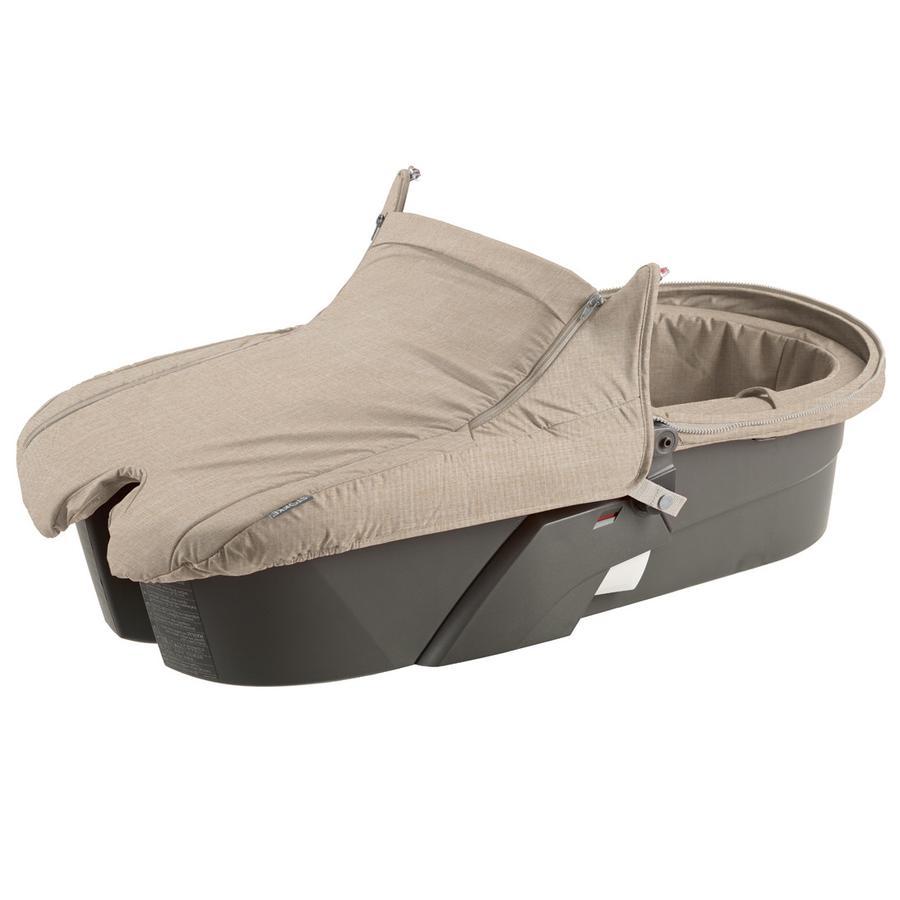 STOKKE® Xplory Style Kit für Babyschale Beige Melange