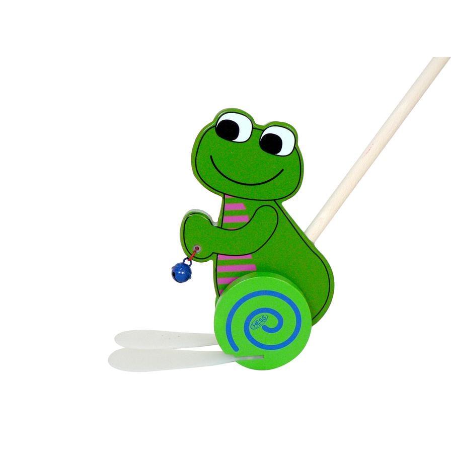 HESS Push-along Frog