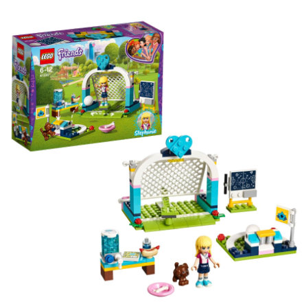 LEGO® Friends - L'allenamento di calcio di Stephanie 41330