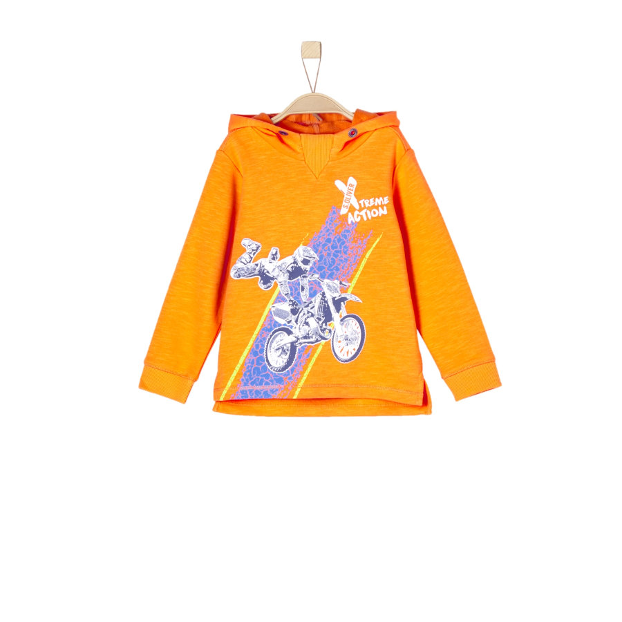 s.Oliver Boys Sweatshirt orange