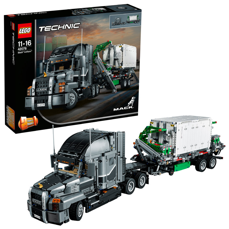 LEGO® Technic - Mack Anthem   42078