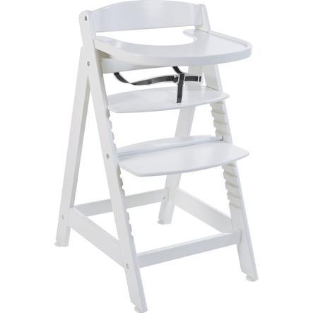 ROBA Jídelní židlička Sit Up Maxi, bílá