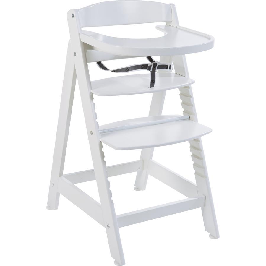 roba Treppenhochstuhl Sit Up Maxi weiß