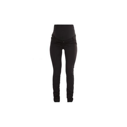 LOVE2WAIT Spodnie ciążowe Sophia Superstretch Długość: 34 czarne PLUS