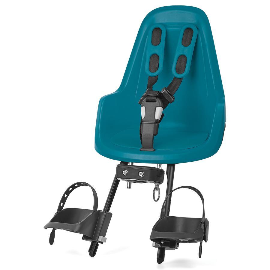 bobike Fotelik rowerowy Mini One Bahama Blue