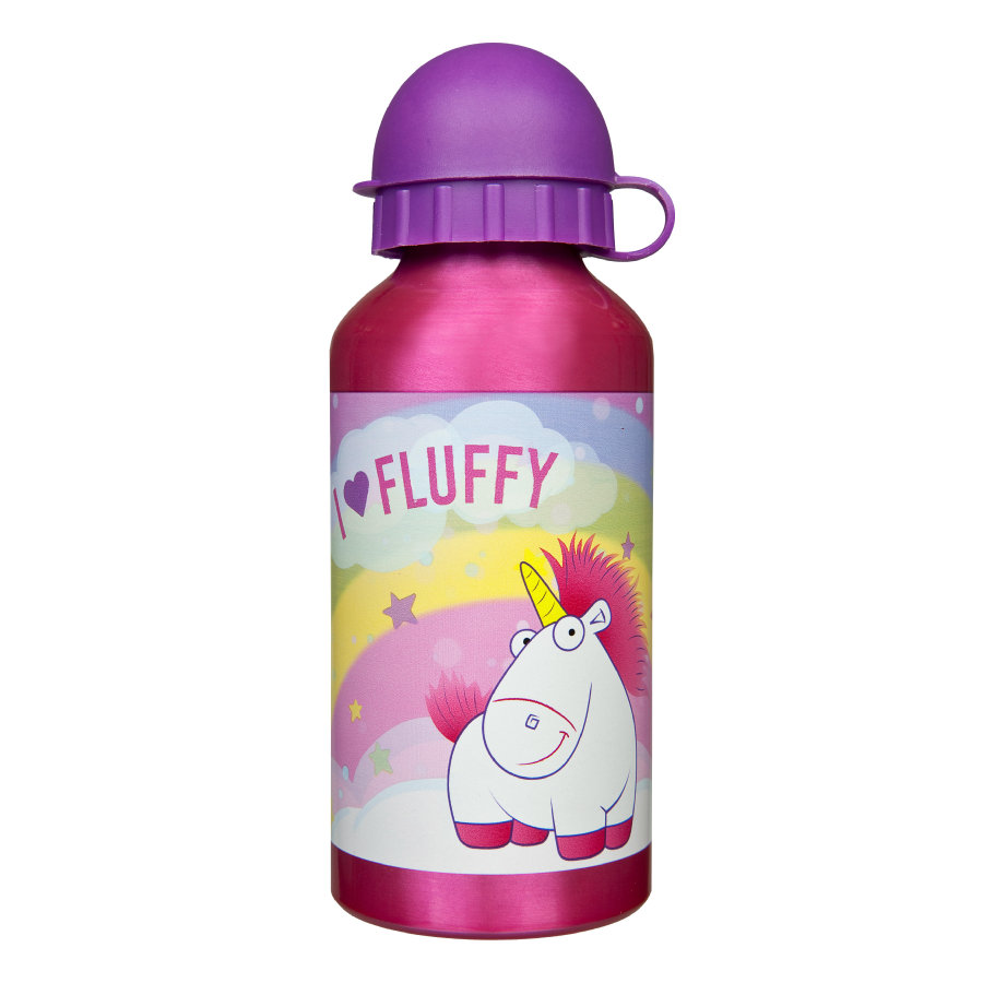 Scooli Sportflasche 450 ml - Fluffy