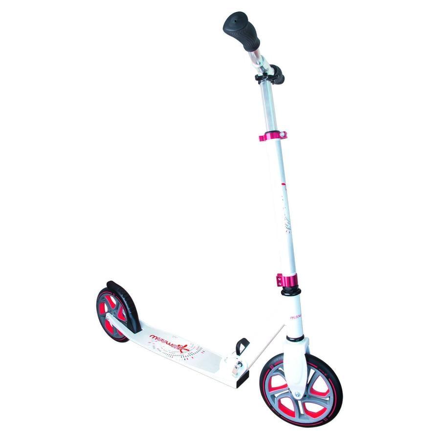 Globber Trottinette enfant 2 roues Muuwmi Pro WR alu, 215 mm